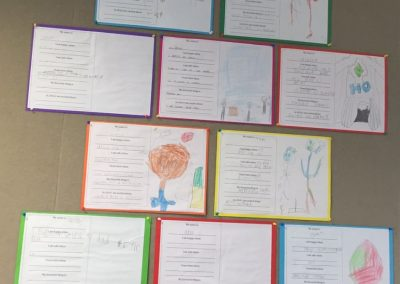Classroom Learning Displays