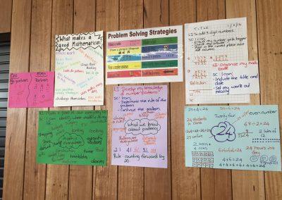 Maths Wall