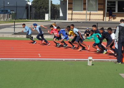 2017 Year 4-8 Athletics Carnival